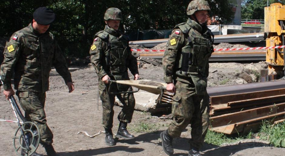 Najgroźniejsze są najróżniejsze miny-pułapki (fot.11 DKPanc wp.mil.pl)