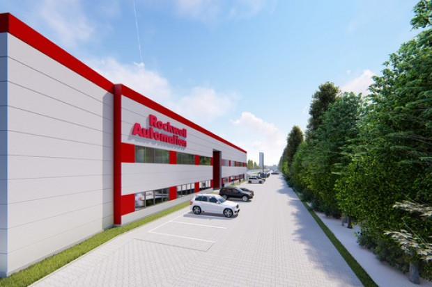 Panattoni wybuduje dla Rockwell Automation fabrykę w Katowicach