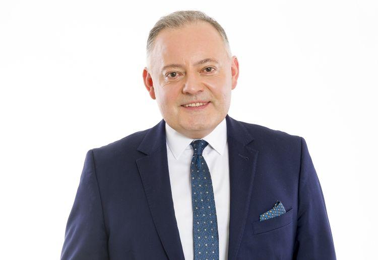 Wojciech Dąbrowski, prezes PGE Energia Ciepła (fot. mat. pras. PGE Energia Ciepła)