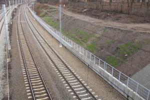 Pomimo powodzi linie kolejowe w Polsce są przejezdne