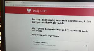 Polacy coraz chętniej sprawdzają e-PIT przez internet