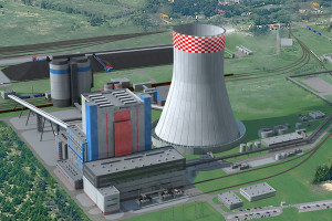 Elektrownia Ostrołęka C ma kolejowy problem. Sprawa się komplikuje