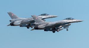 MON zaprzecza doniesieniom o skasowaniu samolotów F-16