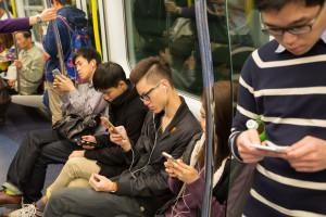 Liczba smartfonów odzwierciedleniem stanu chińskiej gospodarki