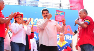 Rosjanie kłócą się z Amerykanami o Wenezuelczyków