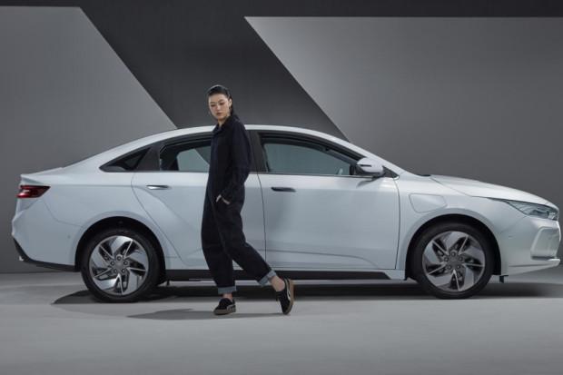 Geely przedstawiło nową markę samochodów elektrycznych - Geometry