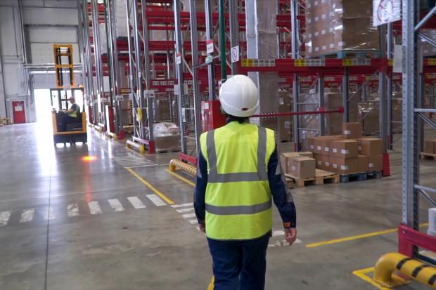 Strajk pracowników w czterech magazynach Amazona