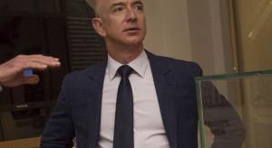 Jeff Bezos w trzy dni sprzedał akcje Amazona o wartości 1,8 mld dolarów