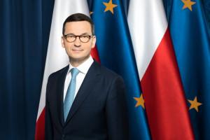 Morawiecki pyta Koalicję Europejską, czy jest za utrzymaniem złotego