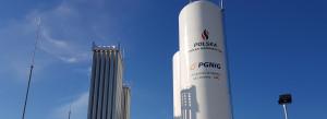 Błękitne paliwo prawie w całej Polsce. Spółka ma ambitny plan