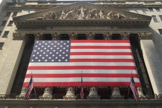 Nowojorskie giełdy pod kreską. Goldman Sachs mocno w dół