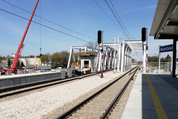 PKP PLK: przebudowa stacji w Rzeszowie na finiszu