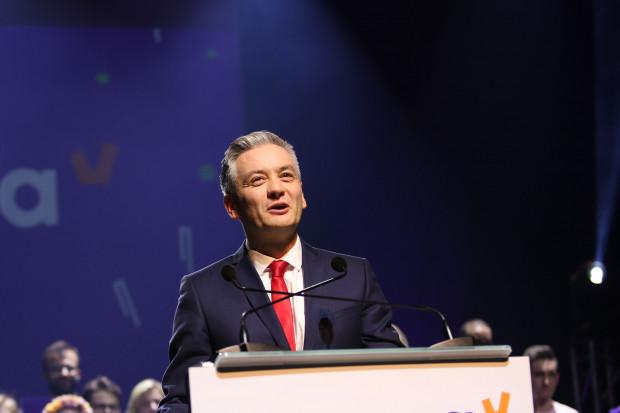 Robert Biedroń: postulujemy, aby do 2035 roku Polska była wolna od węgla i smogu