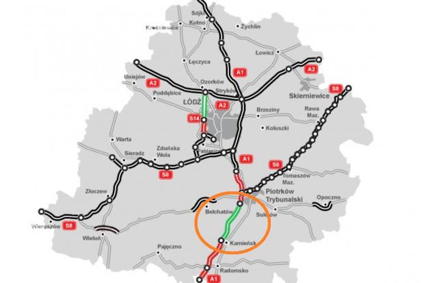Mirbud wybuduje dla GDDKiA ostatni odcinek autostrady A1
