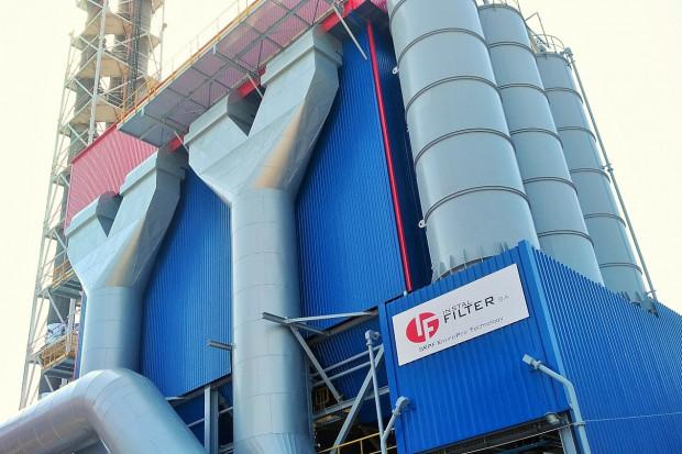 Nowa ekologiczna instalacja oczyszczania spalin w elektrociepłowni w Lubinie