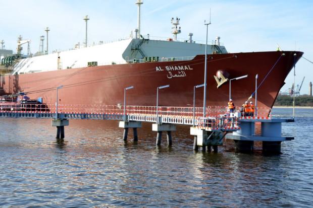 Dostawa nr 56 LNG do Świnoujścia