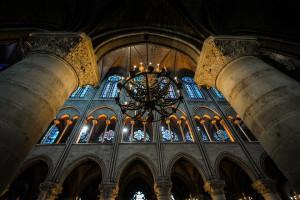 Amerykańska uczelnia dysponuje wykonanymi laserem 3D pomiarami Notre Dame