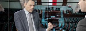 Piątka Kaczyńskiego za podatki Czerwińskiej i droższą wódkę? Minister w szczerej rozmowie