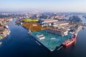 Centrum produkcji morskiej, offshore i stalowej. Ambitne plany nad morzem