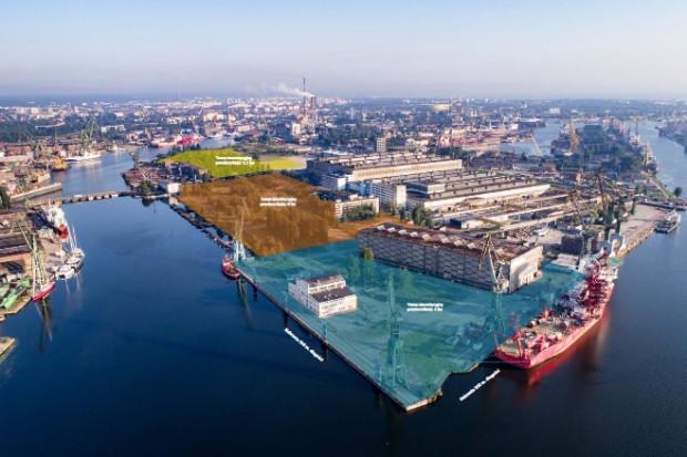 Centrum produkcji morskiej, offshore i stalowej. Ambitne plany PSSE