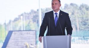 Andrzej Duda zapowiada stopniowe przekształcanie przemysłu energetycznego