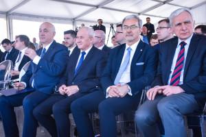 Umowa o dofinansowanie terminala w Świnoujściu podpisana