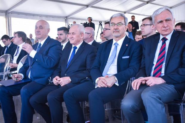 Umowa o dofinansowanie terminala LNG podpisana