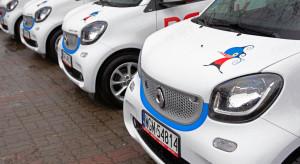 Car sharing coraz popularniejszy