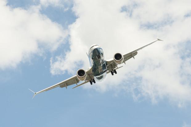 Boeing notuje spadek obrotów