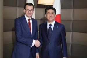 Chcą uwolnić handel między Polską i Japonią