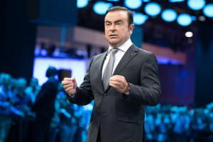 Szef Nissana Carlos Ghosn wyszedł na wolność