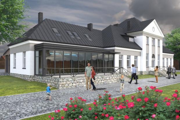 Dworzec kolejowy w Wiśle otwarty