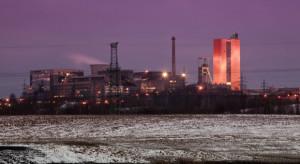 Prace ratowników w kopalni CSM Stonawa zgodnie z zatwierdzonym planem