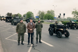 Członkostwo w NATO i UE filarami bezpieczeństwa Polski