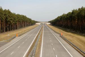 Minister infrastruktury: kończymy program autostradowy