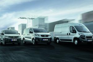 PSA rozszerzy swoją ofertę o elektryczne wersje dwóch aut dostawczych