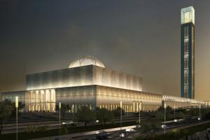 Powstał trzeci co do wielkości meczet na świecie