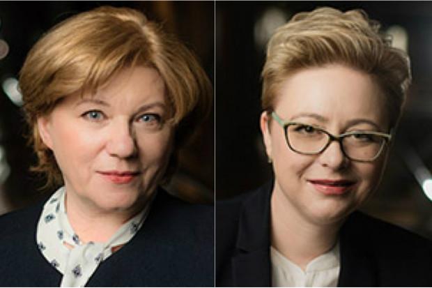 Jadwiga Dyktus i Monika Domańska - spore sukcesy menedżerek na usługach państwa