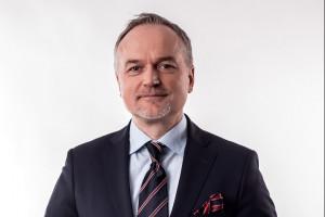 Prezes PKP Cargo optymistycznie patrzy w przyszłość i zapowiada wzrost udziału w rynku