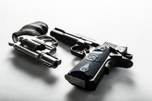 Długo wyczekiwane amerykańskie pistolety wreszcie w Polsce