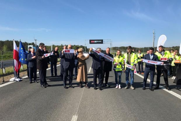 Droga ekspresowa S6 Goleniów - Nowogard oddana do ruchu