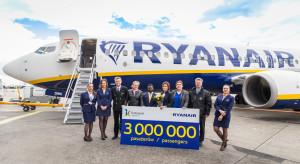 12 nowych tras Ryanaira z Katowice Airport