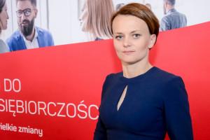 Rozpoczyna się nowy cykl spotkań minister Emilewicz z przedsiębiorcami