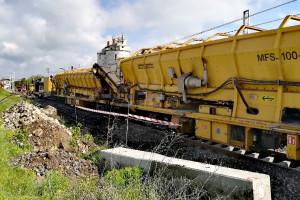 Realizacja największej inwestycji kolejowej Opolszczyzny nabiera tempa