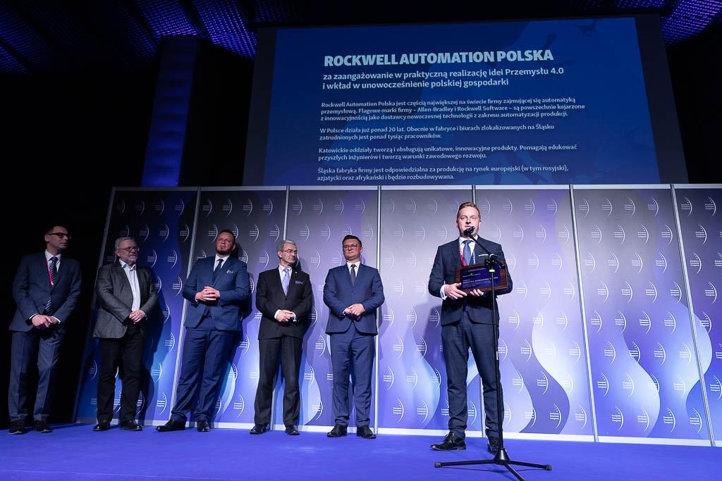 Maciej Sieczka, dyrektor regionu EMEA, członek zarządu Rockwell Automation Polska.