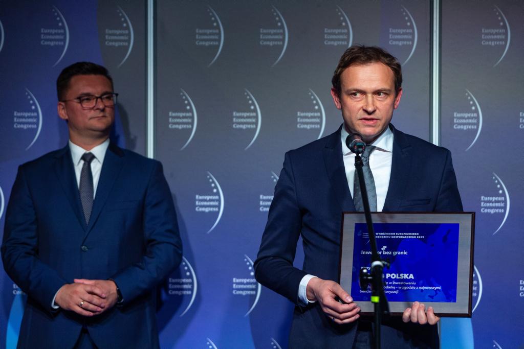 Marek Gawroński, wiceprezes ds. relacji publicznych Volvo Polska.