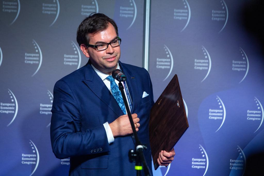 Adam Mokrysz, prezes Mokate.