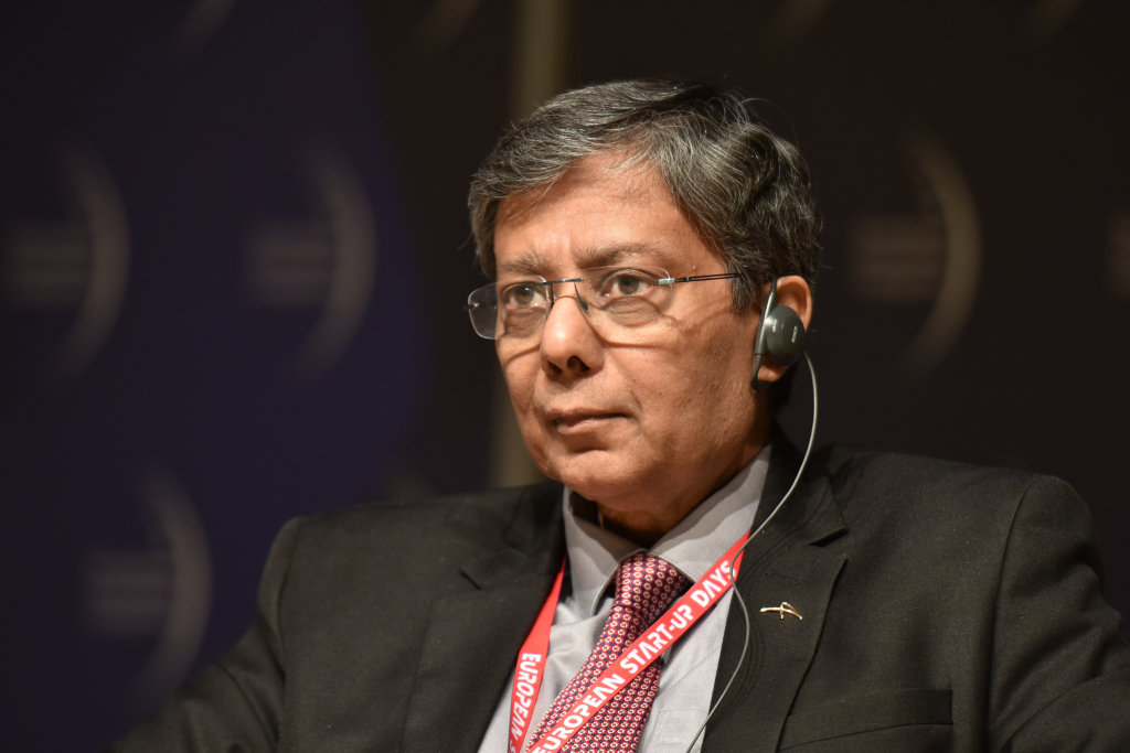 Sanjay Samaddar zwraca uwagę na konieczność podnoszenia kompetencji pracowników (fot. PTWP)