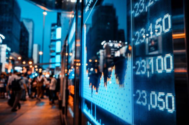 Na giełdach w Azji tylko wzrosty