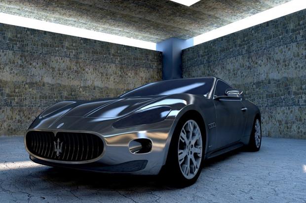 Maserati skorzysta z technologii autonomicznej jazdy od BMW